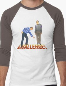 Challenge! Men's Baseball ¾ T-Shirt