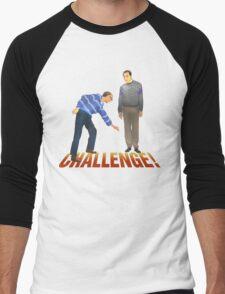 Challenge! Men's Baseball ¾ T-Shirt