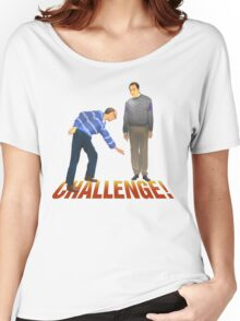 Challenge! Women's Relaxed Fit T-Shirt