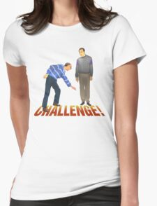 Challenge! Womens Fitted T-Shirt