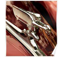 Packard Mascot Poster