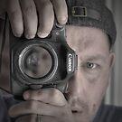 self portrait by markbailey74