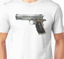 AMT Hardballer 45. ACP (Mr. 47's choice) Unisex T-Shirt