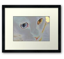 My ethereal delight Framed Print
