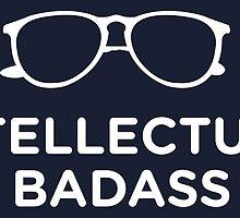 Intellectual Badass by DesmondDesign
