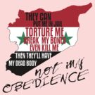 SYRIA DISOBEDIENCE  by Yago