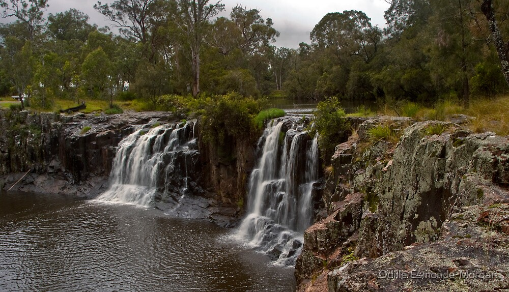 Tooloom Falls by Odille Esmonde-Morgan