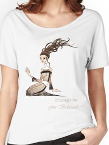 Consider me your Betazoid Women's Relaxed Fit T-Shirt