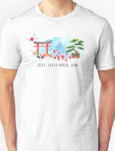 japan with the fam mk II T-Shirt