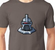 Pixel Cylon with collar Unisex T-Shirt