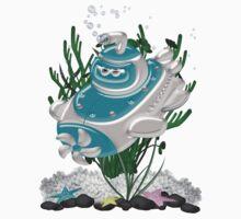 My Little Submarine  Baby Tee