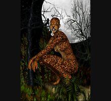The Jungle Cat .. Fantasy Unisex T-Shirt