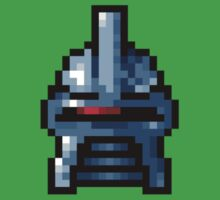 Cylon Pixel Head Small by mikiex