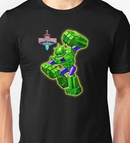 Weaponeers of Monkaa Brutok T-Shirt