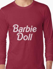 Barbie Doll Long Sleeve T-Shirt