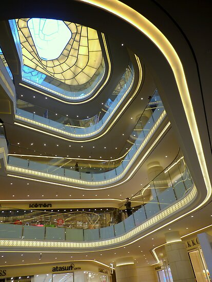 Shopping vertigo by bubblehex08