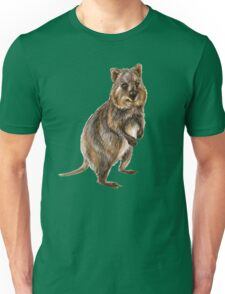 Cute little quokka Unisex T-Shirt