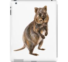 Cute little quokka iPad Case/Skin
