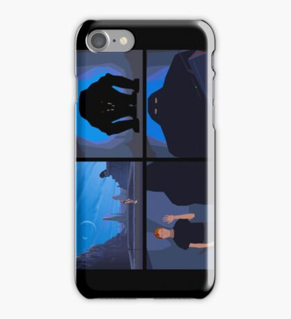 Another World #01 iPhone Case/Skin