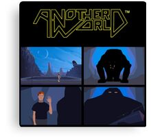 Another World #01 Canvas Print