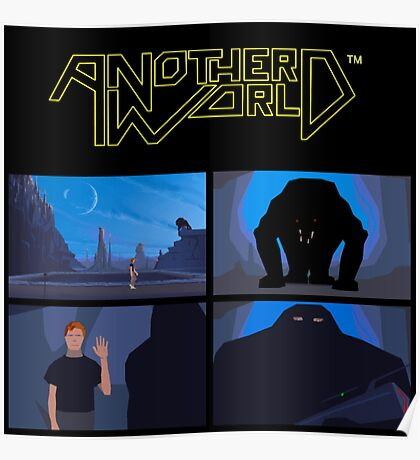 Another World #01 Poster