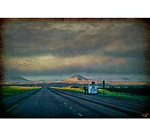 On the Road Again Photographic Print