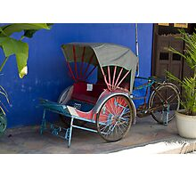Transport - Penang Photographic Print