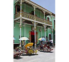 Green Mansion - Penang Photographic Print