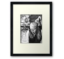 Suzanne Framed Print