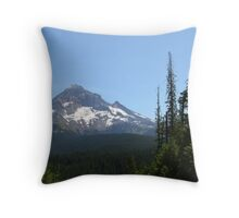 Majestic by Nature Throw Pillow