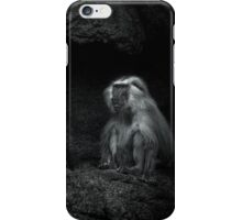 Thoth, God of Wisdom invoking A'an iPhone Case/Skin