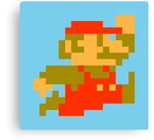 Super Mario #01 Canvas Print