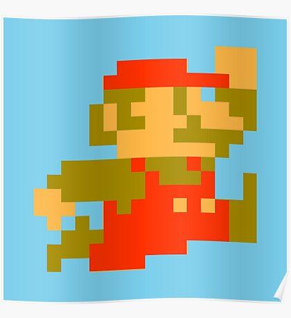 Super Mario #01 Poster
