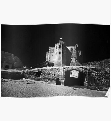 """Dark Castle"" Poster"