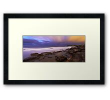 Cloud Vs Cloud Framed Print