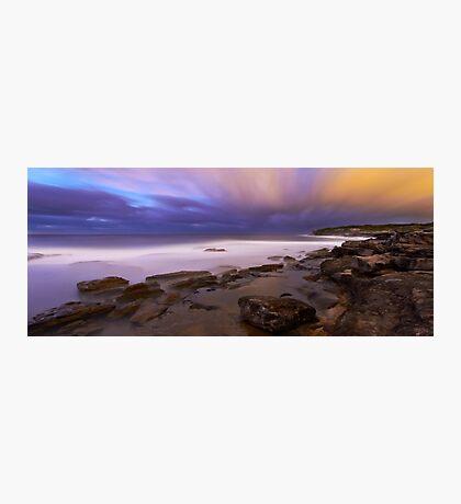 Cloud Vs Cloud Photographic Print