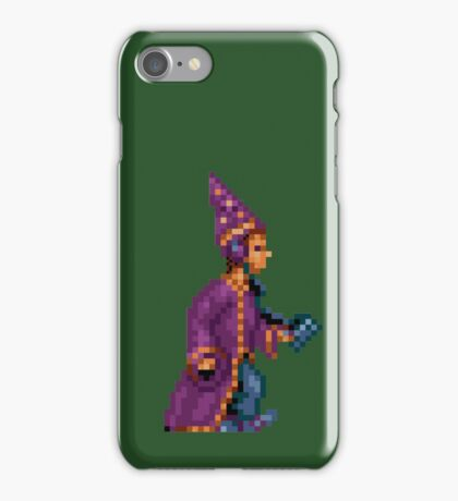 Simon the Sorcerer #01 iPhone Case/Skin