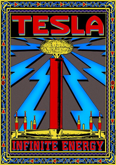Tesla Coil by GUS3141592