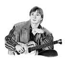 John Denver Portrait by Jimmy Bell