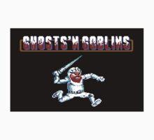 Ghosts 'n Goblins #01 One Piece - Short Sleeve