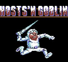 Ghosts 'n Goblins #01 by themasrix