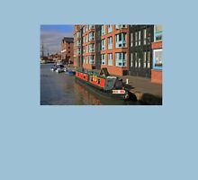 Narrow Boat, Gloucester Docks Unisex T-Shirt