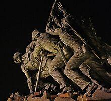 Iwo Jima by Jessie Nuckolls