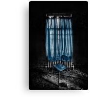 Tormented in Grace Canvas Print