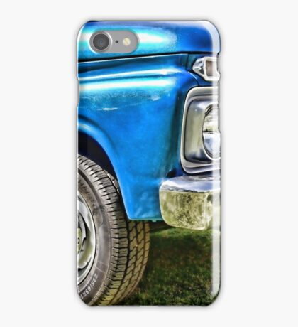 Ford F100 Pick Up Truck iPhone Case/Skin