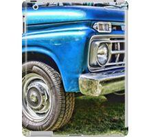 Ford F100 Pick Up Truck iPad Case/Skin