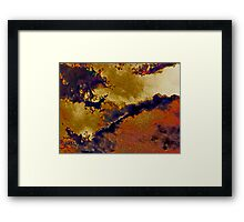 From the Air Framed Print