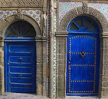 Moroccan Doors by mcelroyimages
