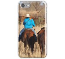 Ride one lead one iPhone Case/Skin