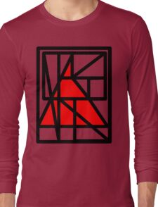 TriRed Long Sleeve T-Shirt